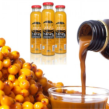 Sea Buckthorn Fruit Juice Puree