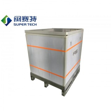 Pallet insulation cooler box 980*900*1060mm;48~200Hrs (4~8days)