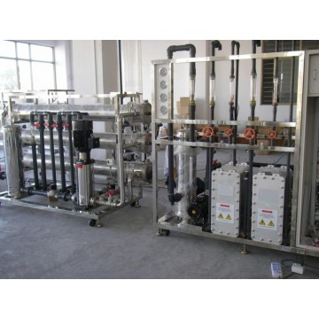 1T/H EDI Water Treatment System