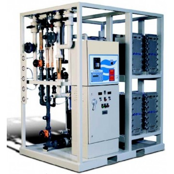 2T/H EDI Water Treatment System