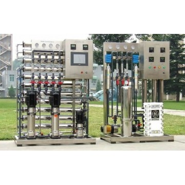 Industrial EDI Water Treatment System