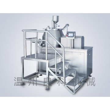 The efficient wet HLSG-SEROES mixer granulator