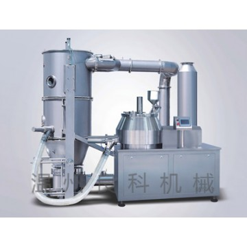 The efficient HLSG-SEROES Wet granulation unit