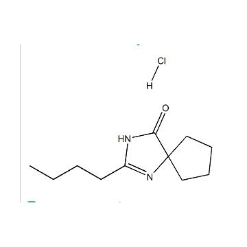 2-Butyl-1,3-Diazaspiro[4.4]Non-1-En-4-One,Hydrochloride
