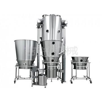 DFL Multifunctional granulating and coating machine