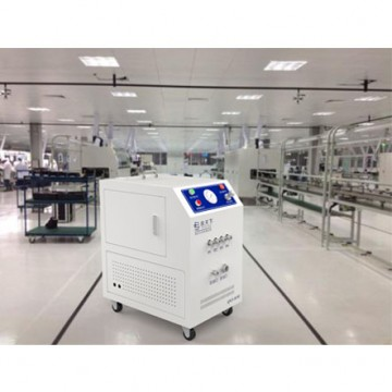 High Pressure Cooling Chip Breaking System