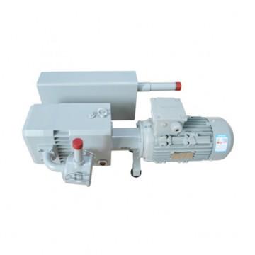 Claw dry vacuum pump