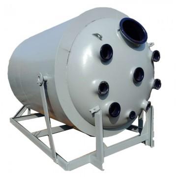 Verticlal Glass-llined Storage Tank