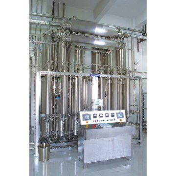 S series multi-effect water distiller