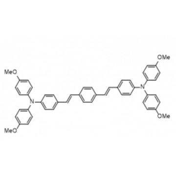 4,4'-(1,4-phenylenedi-2,1-ethenedily)bis(p-methoxybenzenyl)Benzenamine