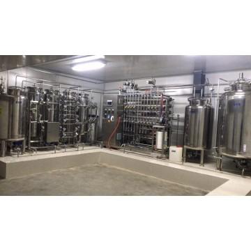 II reverse osmosis unit