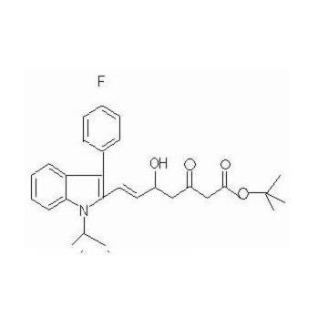 Fluvastatin intermediates F-3