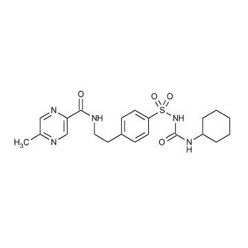 Glipizide cardiovascular system drugs