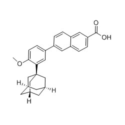 Adapalene other active pharmaceutical ingredients