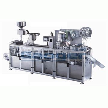 DPP-250EI Blister packing machine(ALU ALU ALU PVC) labelling machine