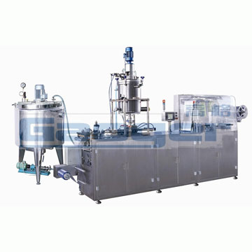 DPP-250Y Liquid Blister Packing Machine