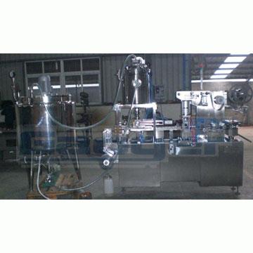 DPP-100Y Liquid Blister Packing Machine