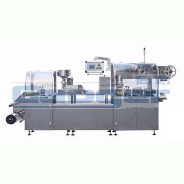 DPP-250Z Blister packing machine (ALPVC)