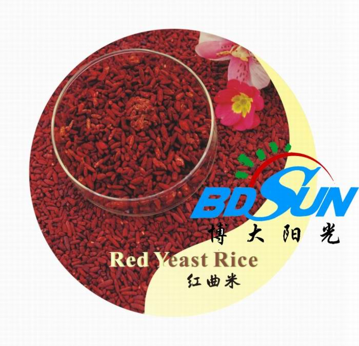 Red Yeast Rice(Monacolin-K 1.0%) Non-irradiated