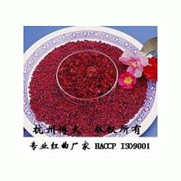 Red Yeast Rice(Monacolin-K 0.4%) Non-irradiated