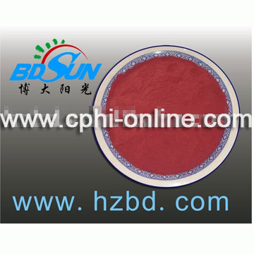 Red Yeast Rice powder(Monacolin-K 1.5%)