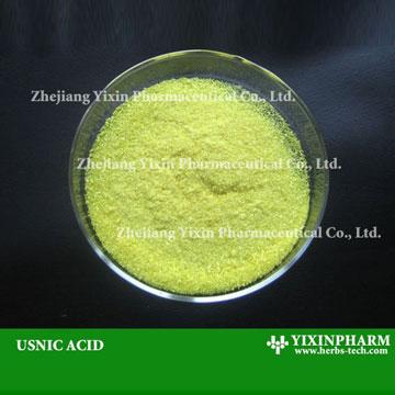 (+)Usnic acid 98%