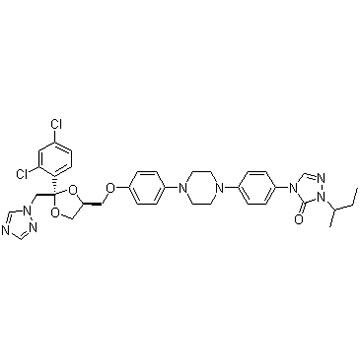 Itraconazole other anti-infective drug