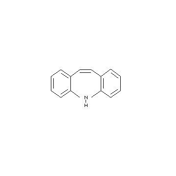 Iminostilbene peptides