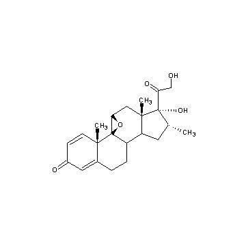 16α-Methyl Epoxide hormones