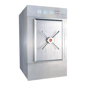 Manual Control Pulse Vacuum Sterilizer sterilizing equipment