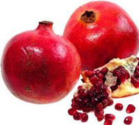 Pomegranate husk extract