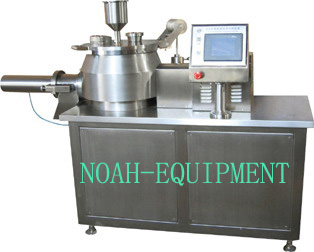 HLSG Series High Speed Mixing Granulator