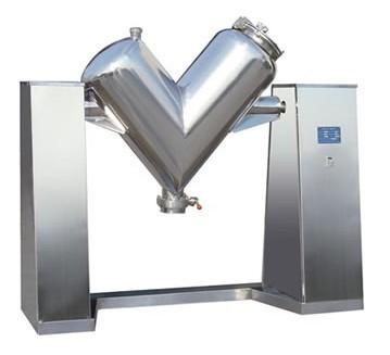 V Type High Efficient Mixer