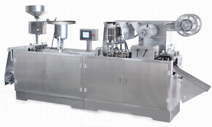 DPB-250 Flat-plate Automatic Blister Packer
