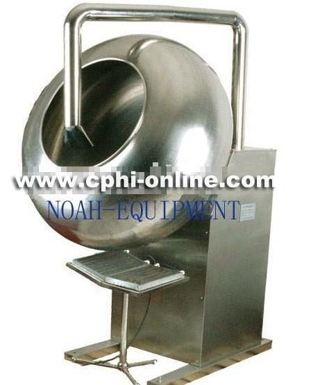 BY Series Sugarcoating Machine