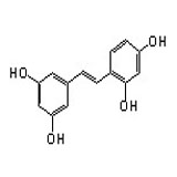 Oxyresveratrol other anti-infective drug