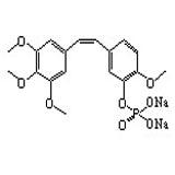 Combretastatin A4 disodium