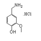 N-Vanillylamine Hydrochloride