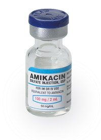 amikacin for injection