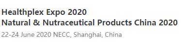 Healthplex Expo 2020 Natural & Nutraceutical Products China 2020