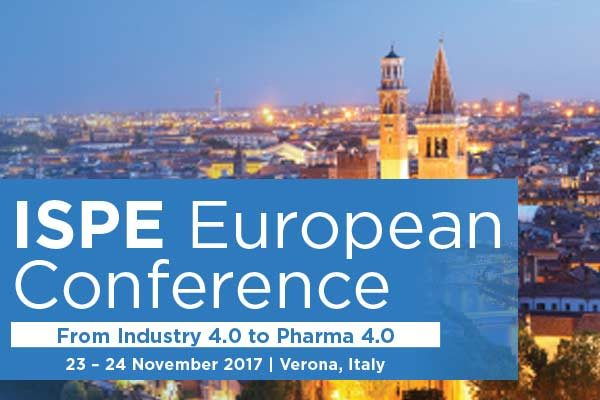 ISPE 2017 Europe Pharma 4.0 Conference to be held in Italy